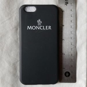 Moncler iphone case (new)